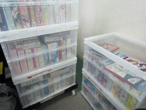 群馬県のお客様から大量のパソコンソフトを宅配買取