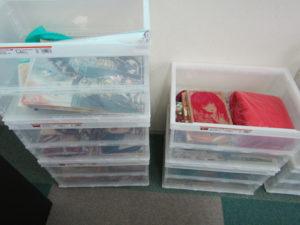 大阪のお客様から枕カバーなどをまとめて買取させていただきました。