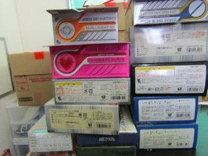 埼玉県のコレクターのお客様から大量のガンダムフィギュア買取しました。